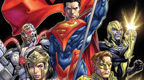 injustice,gods among us,year five,dc,brian buccellato,mike s. miller,tom derenick