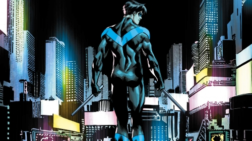 nightwing,back to blüdhaven,dc,tim seeley,marcus to,chris sotomayor