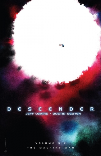 descender,the machine war,image comics,jeff lemire,dustin nguyen