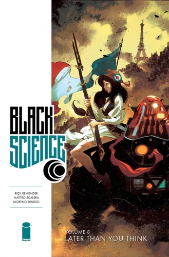 black science,later than you think,image comics,rick remender,matteo scalera,moreno dinisio